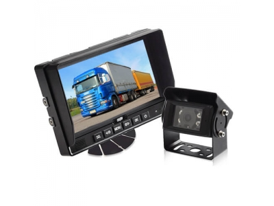 Digital Wired Rear View Camera System SP611