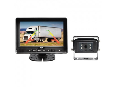 Digital Wired Rear View Camera System SP612