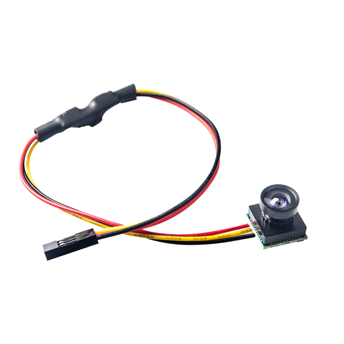 sony ccd fpv camera Ultra-low Power lens for Quadcopter