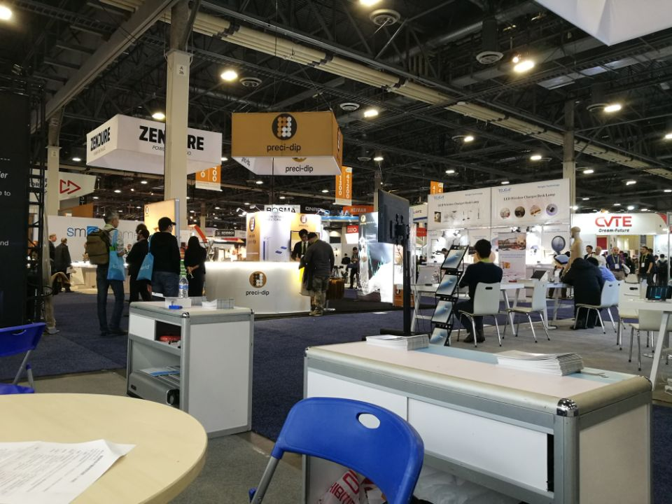 Sinopine participation of 2018 Consumer Electronics Show